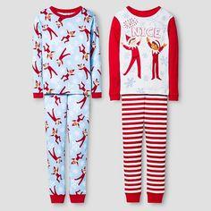 Boys Elf on the Shelf Pajama Set  f4a66a205