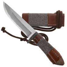 Hunting Knife Tango Chirimen