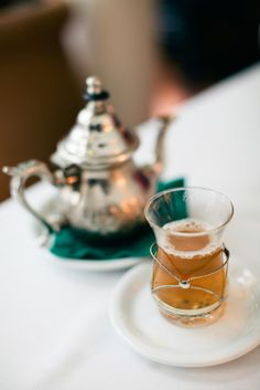 Famous Moroccan Mint Tea