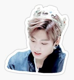 prince jungkook Sticker