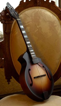 Breedlove electric mandola. #music #instruments #mandola http://www.pinterest.com/TheHitman14/music-instruments/