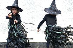 Last Minute Witch Tutu Costume - Happy Halloween Haunting List Of Halloween Costumes, Book Day Costumes, Easy Diy Costumes, Witch Costumes, Halloween Fancy Dress, Halloween Kids, Costumes Kids, Halloween Games, Halloween Activities