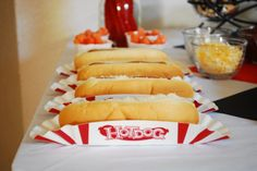 drive in movie party supplies - Google Search