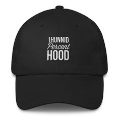 receive a 15% REFUND ON YOUR 1ST ORDER !!! 1Hunnid Percent H... click share on the pop-up at http://100percenthood.biz/products/1hunnid-percent-hood-cotton-cap?utm_campaign=social_autopilot&utm_source=pin&utm_medium=pin