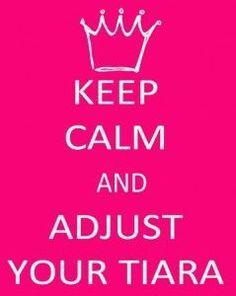 Tiara Optional Pink Princess Party Tiaras