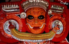 The performers of Theyyam belong to the lower class community, and have an important position in Theyyam. People of these districts consider Theyyam itself as a God and they seek blessings from this Theyyam.