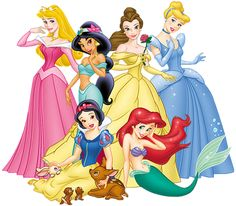 I love princesses... I am going to be one one day...