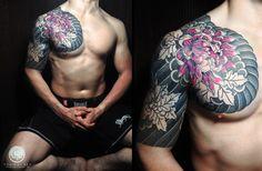Tatouage japonais Paris. Tatoueur spécialiste japonais Spécialistes tatouage…