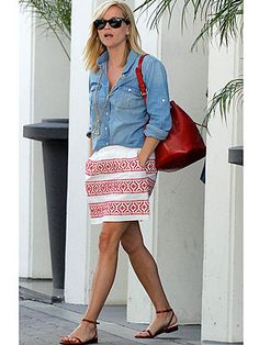 Reese Witherspoon skirt