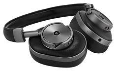 Master & Dynamic Premium High Definition Bluetooth Wireless Over-Ear Headphone - Gun Metal Bluetooth Headphones, Over Ear Headphones, Metal, Entertainment, Electronics, Amazon, Amazons, Riding Habit, Metals