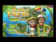 Jill's dream has finally come true! She has her very own farm on her very own island. Harvest exotic fruits, manage free-roaming animals, and operate handmade machines in Hobby Farm! Work your farm under the gorgeous sun and help Jill with your Time Management talents. Purchase new equipment for your farm and keep the delicious crops coming.     A...