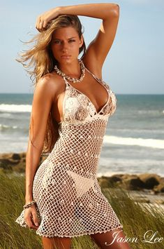 Bathing Suit cover - Outstanding Crochet