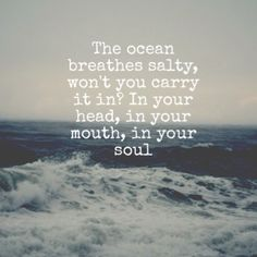 Ocean Breathes Salty- Modest Mouse