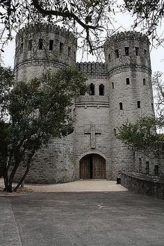 Castle Otttis in St. Augustine, FL    So much character and history.