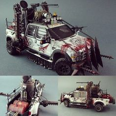 """Ford F-350 """"Zombie Killer Vehicle"""""""