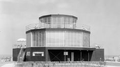 The House of Tomorrow, 1933, architect: George Fred Keck
