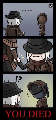 Uncanny Valley - Part 2 (Bloodborne) by Lee-Sanixay on DeviantArt