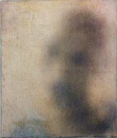 Robert Bosisio, Untitled, 120 x 100 cm, Mixed media on canvas, 2014