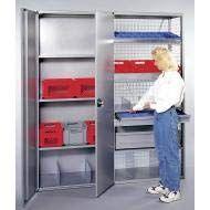 SSL Schaefer 24″ x 10″ Gauge Galvanized Steel Free Standing Divider, Gray; PK1 – HD2410S Pack of 2 #new Galvanized Steel, Gauges, Divider, Grey, Gray, Ears Piercing, Plugs, Room Screen