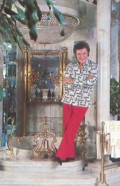 Liberace 1981 in Vegas