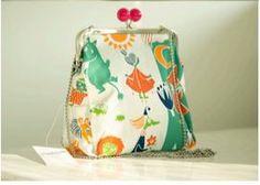 Moomin Purse large (20x18x8cm). Interested to buy it? Ask more info@ateljeeiiris.fi