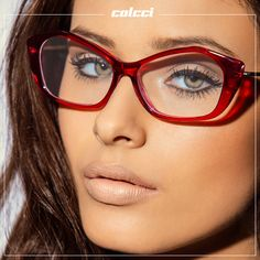 Blue light glasses not only look cute AF, they help soothe tired eyes Cool Glasses, Free Glasses, Eyewear Trends, Eyeglasses Frames For Women, Fashion Eye Glasses, Optical Glasses, Wearing Glasses, Girls With Glasses, Womens Glasses