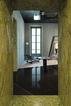 Lagrange12 by Dimore Studio in Turin, Italy. Photo © Paola Pansini.