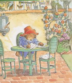 paddington bear illustrations - Google Search