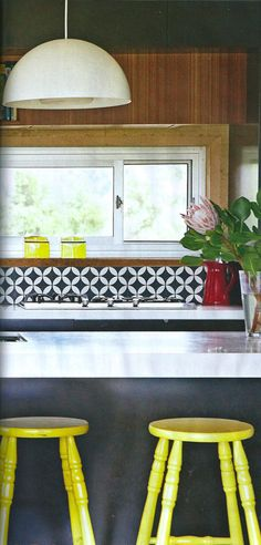 James Kitchen great tiles