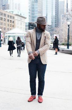 Killer outfits at Toronto Fashion Week: Bismark