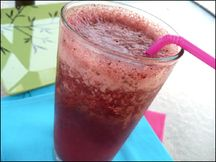 Hungry Girl's Two-Good Two-Berry Citrus Smoothie (2 WWP+)