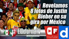 Revelamos 8 fotos de Justin Bieber en su gira por México