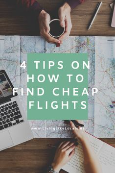 Living like locals features two love birds who have a secondary love for travel. Check out our tips on how to find a cheap flight to your dream destination.