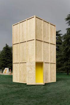 Souto De Moura . Domus Pavilion . Milan  (2 4)