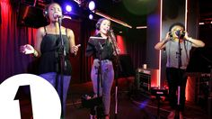 Matrix & Futurebound cover Katy B's Crying For No Reason in the Live Lounge