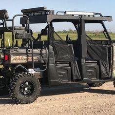 Hunting Truck, Duck Hunting, Polaris Off Road, Safety Bed, Polaris Ranger Crew, Polaris General, Can Am Commander, Kawasaki Mule, Atv Accessories