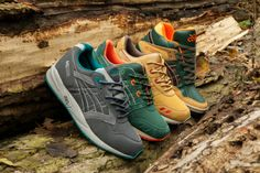 "Picture of ASICS 2014 Fall/Winter ""Outdoor"" Pack"