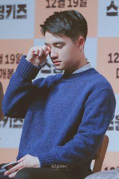 OMG😭 te vamos a esperar también bebé Kyunsoo  EXO| WE ARE ONE| D.O Baekhyun Chanyeol, Exo Ot12, Kaisoo, Chloe Grace Moretz Instagram, Chen, Two Worlds, Luhan And Kris, Exo Korean, Korean Idols