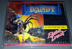Dandy: CONDITION:- GREAT COMPATIBILITY:- ZX SPECTRUM 48K+ / 128K RANGE FORMAT:- CASSETTE CASE/BOX TYPE:- DOUBLE CASSETTE / JEWEL     Quick… Dandy, Cassette, Spectrum, Computers, Conditioner, Electronics, This Or That Questions, Retro, Software