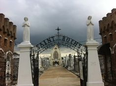 saint roch's cemetery in new orleans