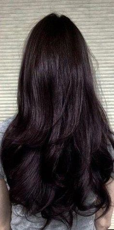 Long Wavy Ash-Brown Balayage - 20 Light Brown Hair Color Ideas for Your New Look - The Trending Hairstyle Brown Hair Balayage, Brown Hair With Highlights, Ombre Hair, Balayage Highlights, Balayage Brunette, Brown Hair Shades, Light Brown Hair, Dark Brown Purple Hair, Dark Violet Hair