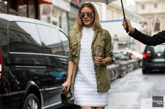 Imagem de fashion and olivia palermo