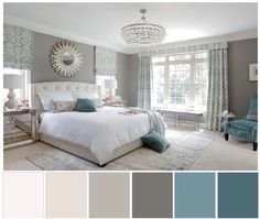 Master Bedroom Colour Ideas the 20 best color combos for your bedroom | bedroom color