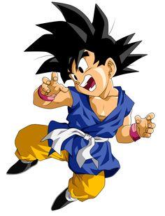 Super Saiyajin - Dragon Ball Wiki, Goku Gt Render.png