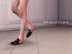 SLYD's Princetown Leather Slipper