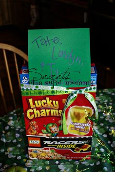 17 Fun Things to do for St. Patricks Day! ~ Secrets of a Super Mommy: ~ fun ideas for your family/kids