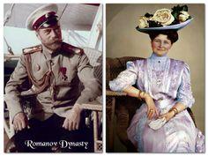 Tsar & Tsarina of Russia