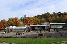 Mulhouse : campus - bibliothèque