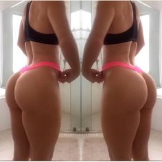 """buffyshot: """" @nikkeelee: 2016 year of #maximusglutes 🍑 currently training glutes every 3rd day, sore, tired, whatever, they are getting worked over time 👊🏼👊🏼 """""""