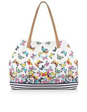 Butterfly Tote Bag $44  accessorize.com